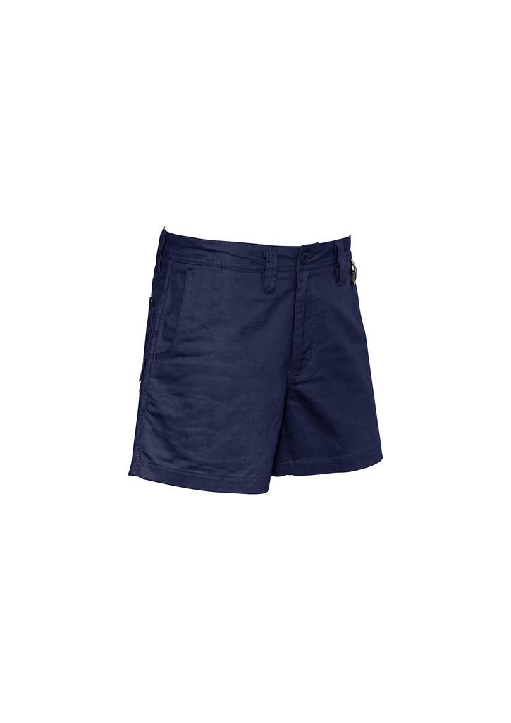 Mens Rugged Cooling Short Short